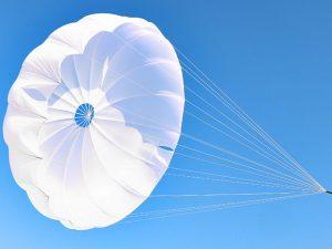 Gin Gliders Parachute G-Lite