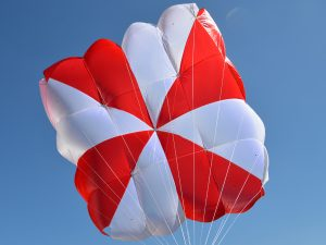Supair Parachute Fluid