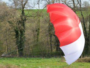 Supair Parachute Shine