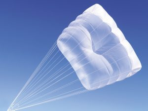 Gin Gliders Parachute Yeti-Cross
